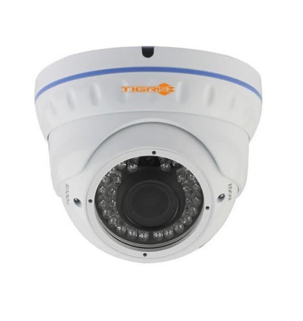 Купольная камера видеонаблюденияна улице и в помещении - Ремонт