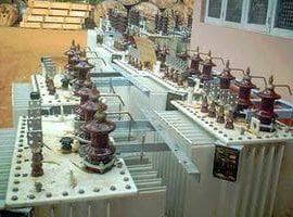 Особенности работ по монтажу силового трансформатора