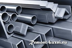 Чем отличается сортовой и фасонный металлопрокат