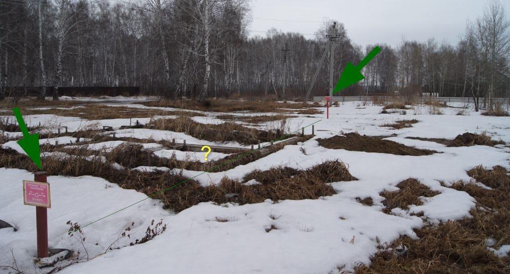 Поиск газовых труб