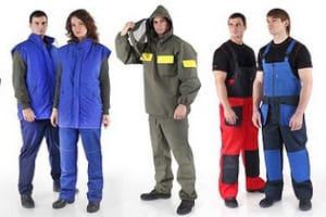 выбрать спецодежду для рабочих строительных специальностей