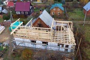Реконструкция дачного дома «под ключ»: особенности и преимущества услуги
