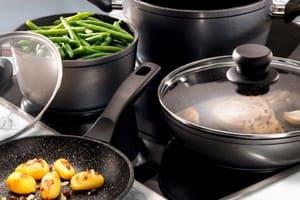 Алюминиевая кухонная посуда Jewel для приготовления пищи