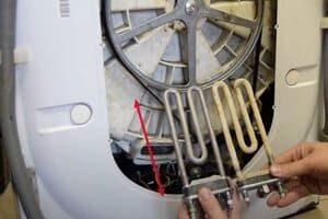 Как выбрать ТЭН стиральной машины для замены
