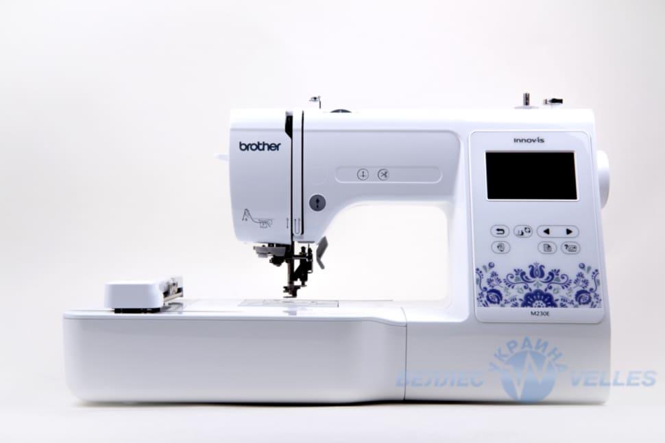 машинка для вышивки