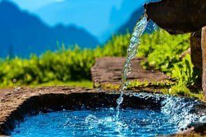 Преимущества природной воды