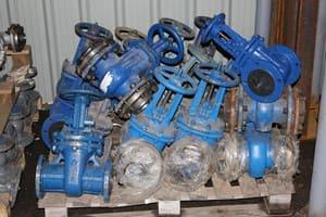 Виды промышленной трубопроводной арматуры