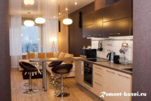 Каким должна быть идеальная барная стойка на маленькой кухне