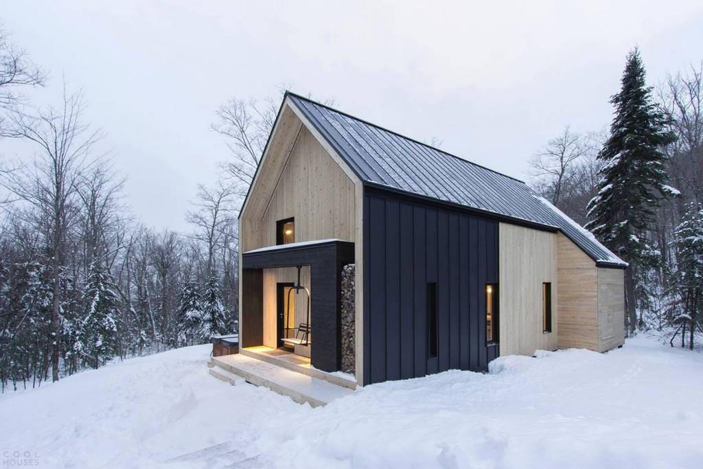 Что такое дом в стиле барнхаус