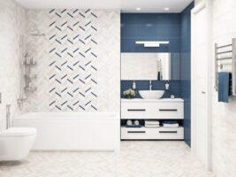 Ванны для современной маленькой ванной комнаты