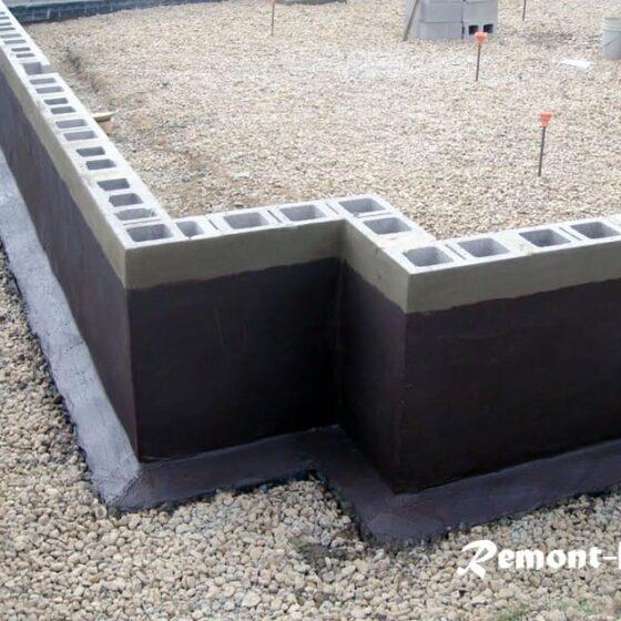 гидроизоляция железобетонных конструкций