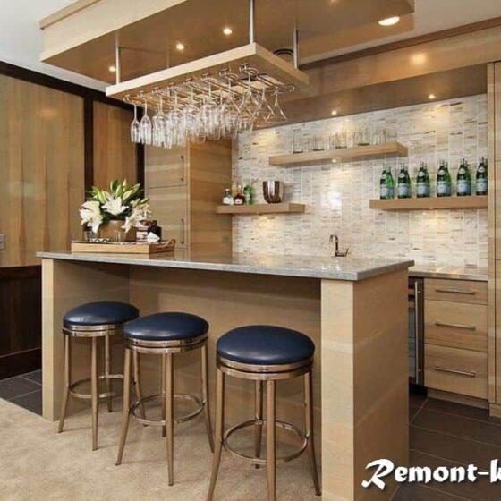 барная стойка в квартире